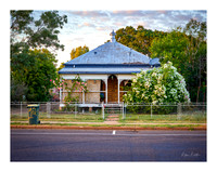 Town Residence, Cloncurry