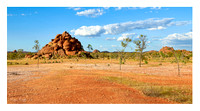 Rocky Outcrop, South of Mt Isa