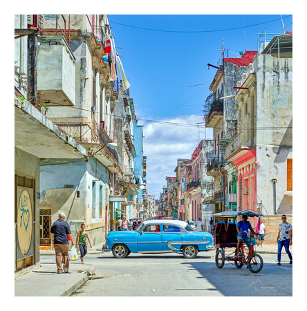 Havana streets 7